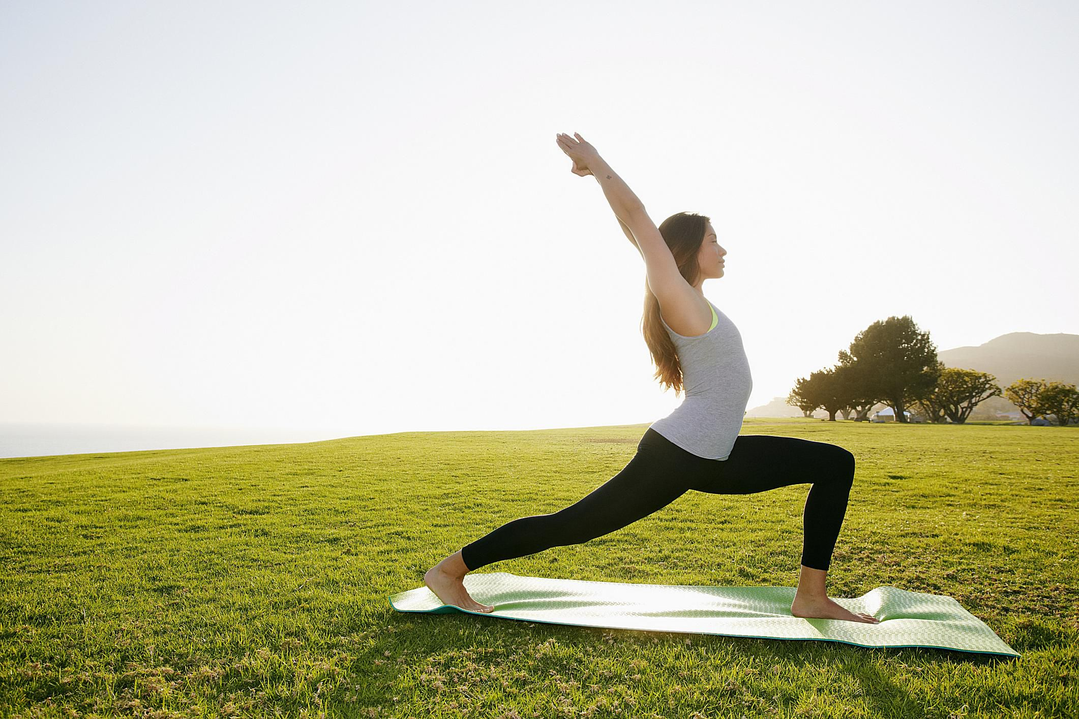 Where To Do Outdoor Yoga in Silicon Valley