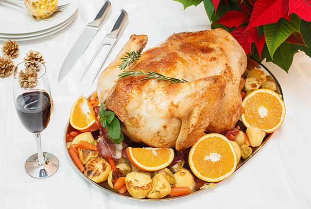 Így lesz igazán porhanyós a karácsonyi pulyka húsa