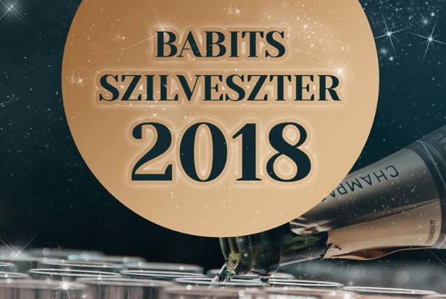 Babits Szilveszter 2018