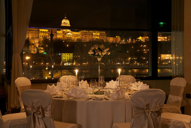 New Year's Eve 2015 - InterContinental Budapest