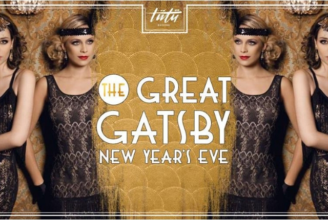 The Great Gatsby New Year's Eve by Tütü Budapest