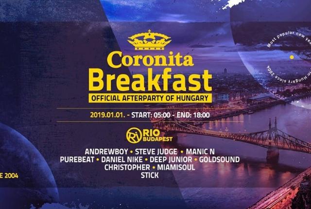 15. Coronita Breakfast » 2019-01-01 » RIO Budapest