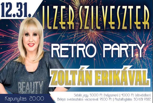 Ilzer Szilveszter - Zoltán Erika