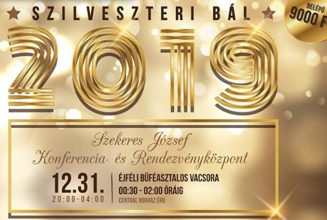 Szilveszteri Bál 2019