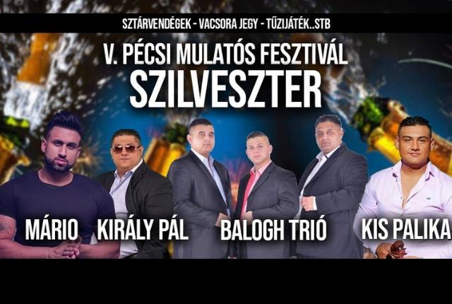 V. Pécsi Mulatós Fesztivál - Szilveszter