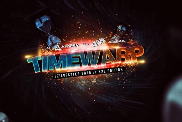 Timewarp XXL Szilveszter 2019 - Szombathely