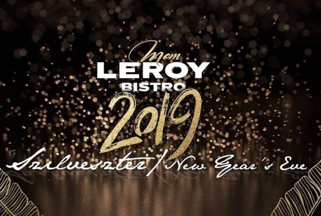 Mom Leroy Szilveszter NYE 2018/2019