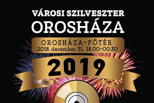 Városi Szilveszter Orosháza 2018