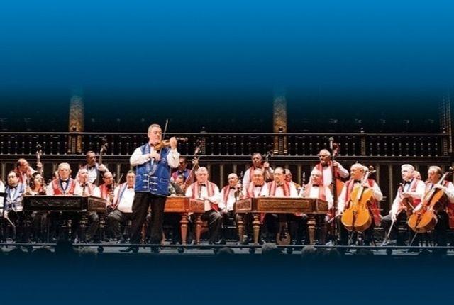 Élőszilveszter: Zene-bor - a 100 Tagú Cigányzenekar ünnepi koncertje
