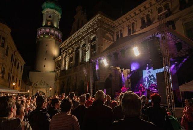 Városi óévbúcsúztató Sopronban - 2019