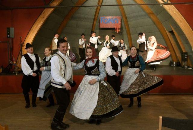 Folk Szilveszter 2019 a budapesti Fonóban