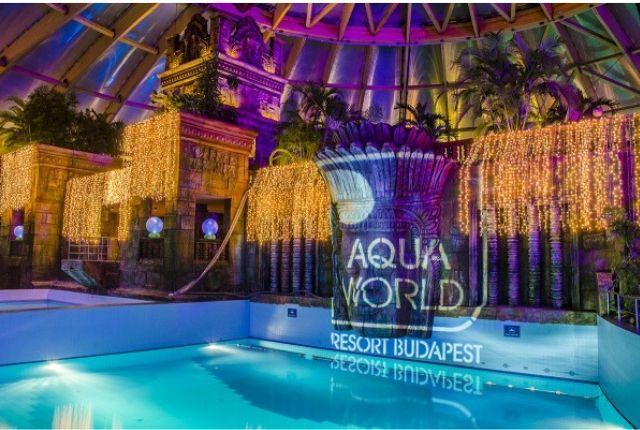 Szilveszteri Party az Aquaworldben
