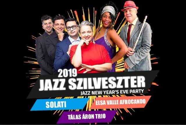 Jazz Szilveszter 2019