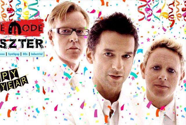 Depeche Mode Szilveszter 2019