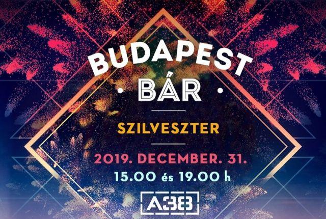 Budapest Bár Szilveszter - esti koncert