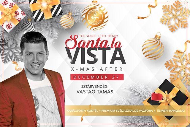 Santa la Vista ∙ X-Mas After