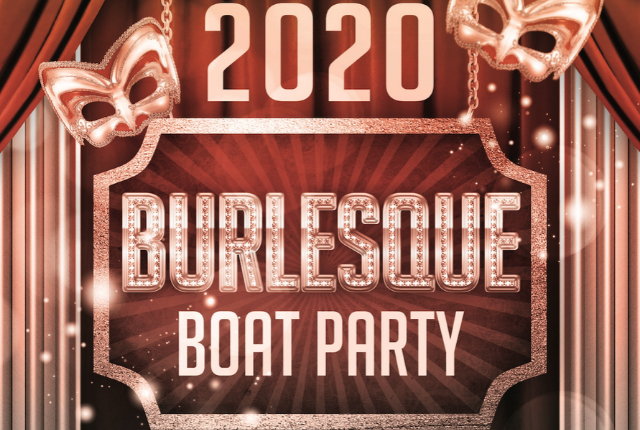 Burlesque Boat Party