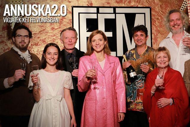 Szilveszter - Színház - Belváros