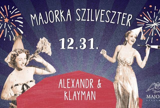 Majorka Szilveszter