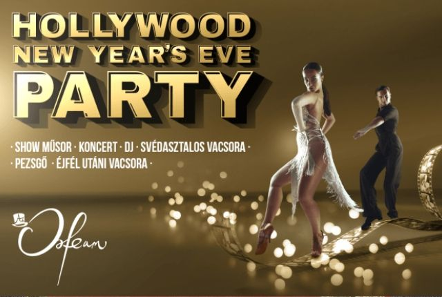 Hollywood New Years Eve Party 2020