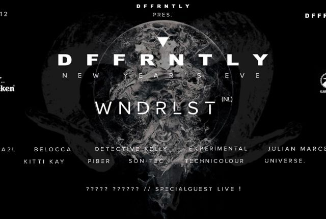 D F F R N T L Y New Year's Eve - w/ WNDRLST (NL)