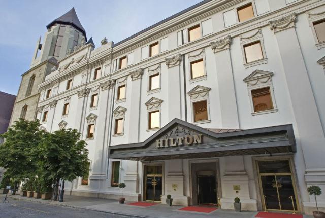 Szilveszteri bál a Hilton Budapestben