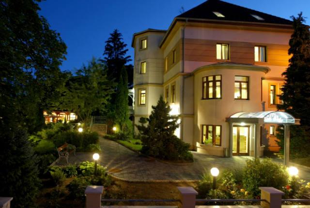Villa Völgy külső