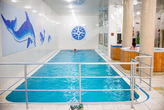 Wellness Hotel Szindbád***