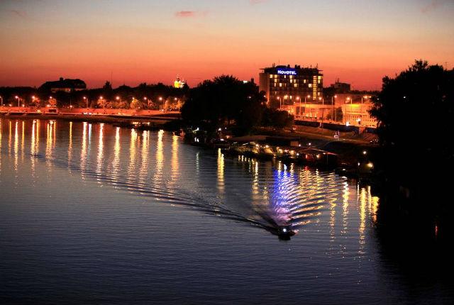 Novotel Hotel Szeged ****