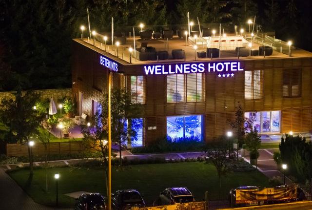 Betekints Wellness és Konferencia Hotel Veszprém****