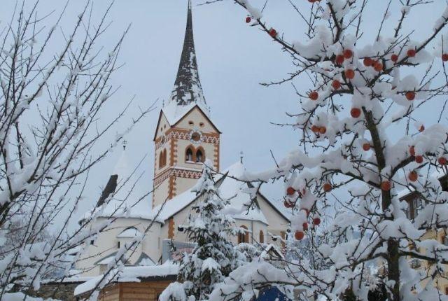 Óévbúcsúztatás Sankt Peter am Kammersbergben